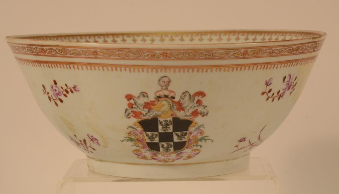 Two Chinese Porcelain Punch Bowls - 5