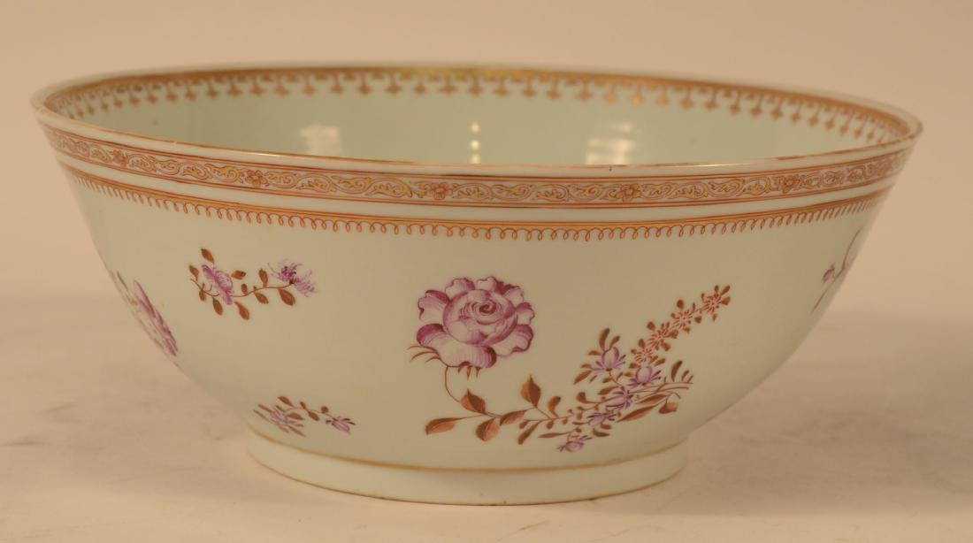 Two Chinese Porcelain Punch Bowls - 6