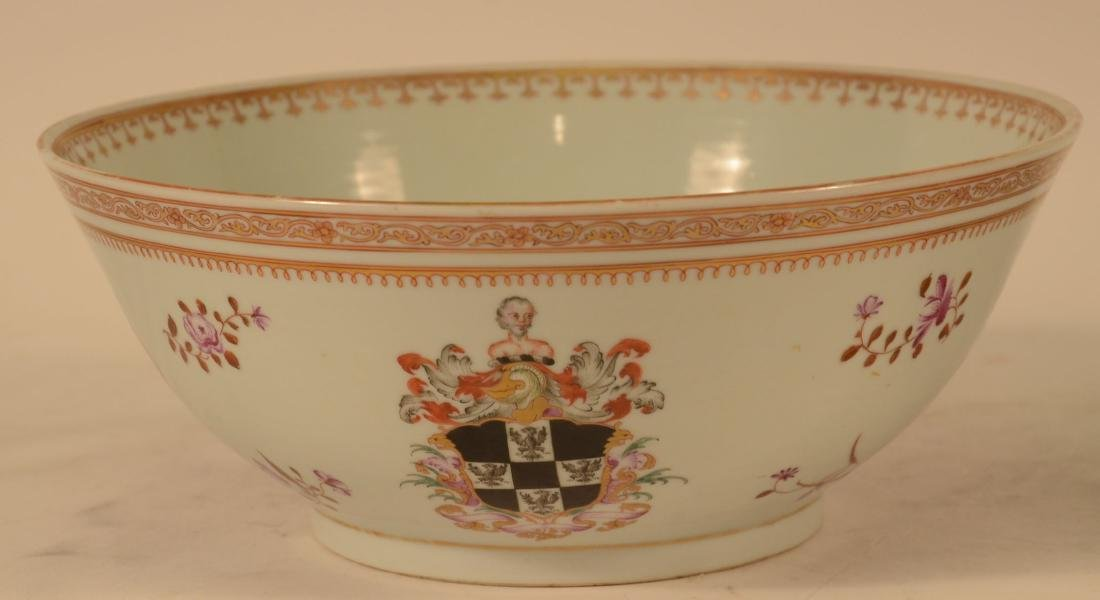 Two Chinese Porcelain Punch Bowls - 7