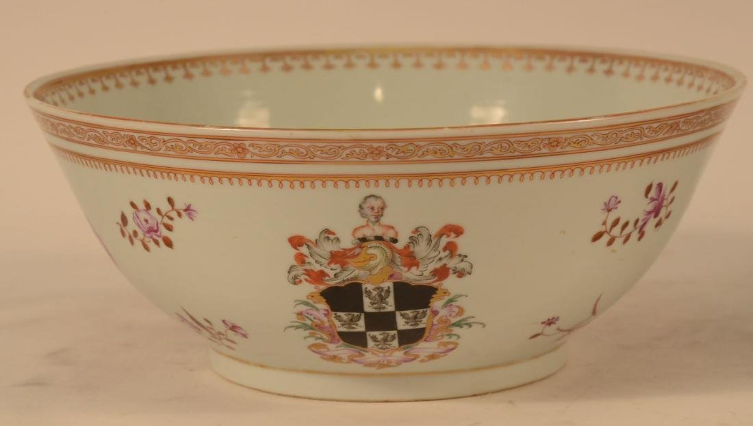 Two Chinese Porcelain Punch Bowls - 8