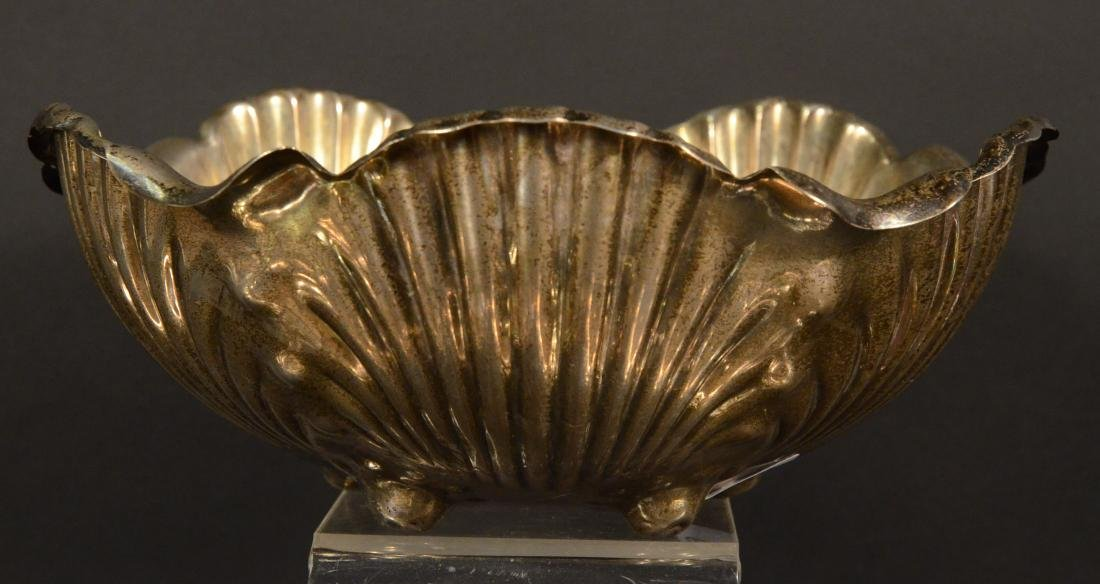 Whiting Sterling Cabbage-Form Bowl - 3