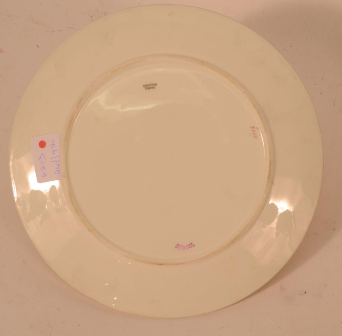 Assembled Minton Porcelain Dinner Set - 10