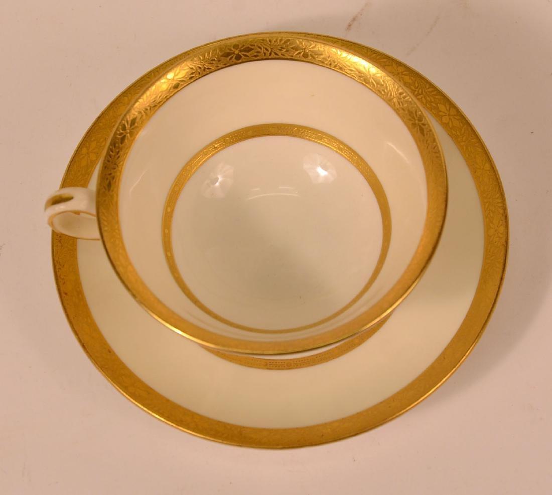 Assembled Minton Porcelain Dinner Set - 3
