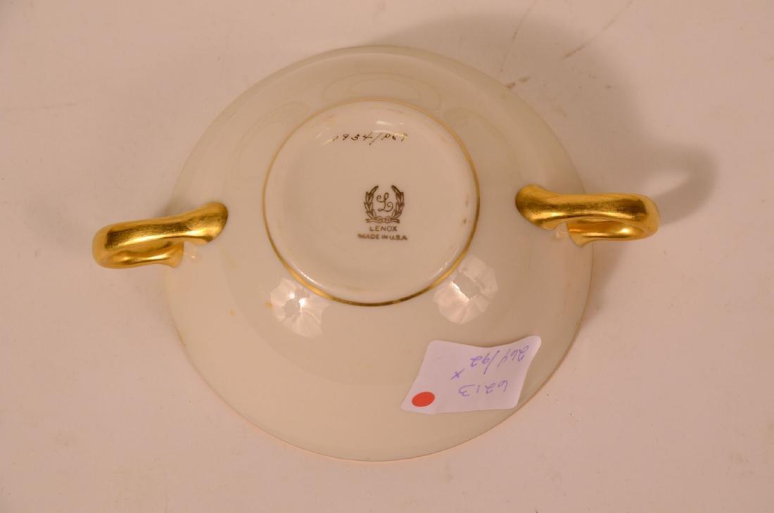 Assembled Minton Porcelain Dinner Set - 4