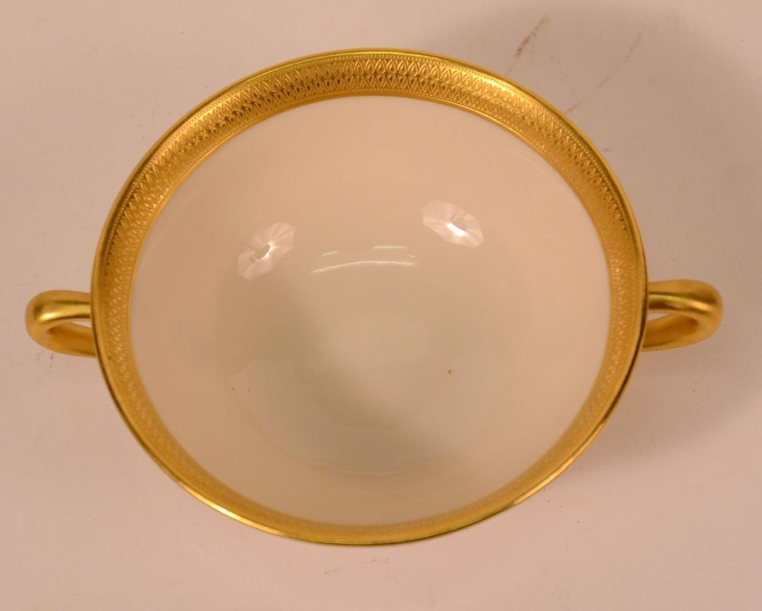 Assembled Minton Porcelain Dinner Set - 5
