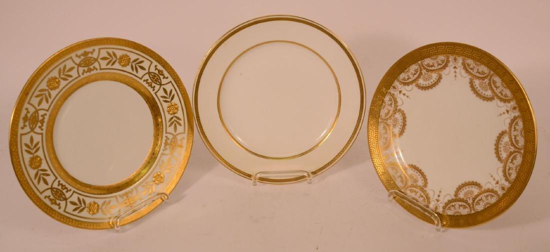 Assembled Minton Porcelain Dinner Set - 6