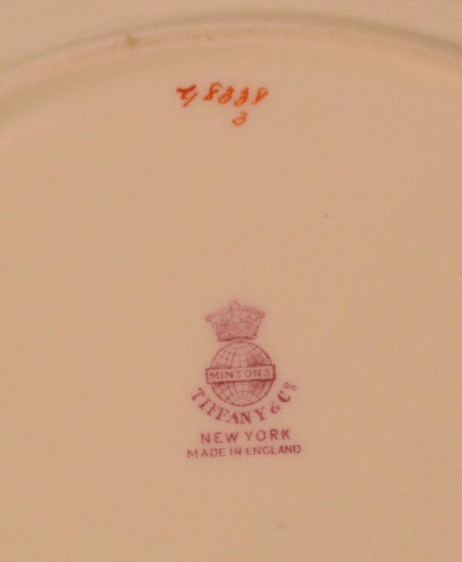 Assembled Minton Porcelain Dinner Set - 8