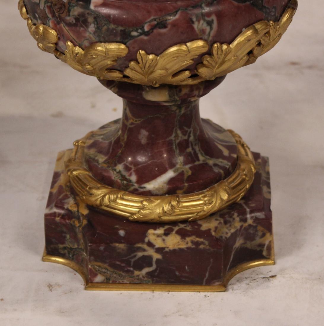 Pair of Louis XV Style Six-Light Candelabrum - 3