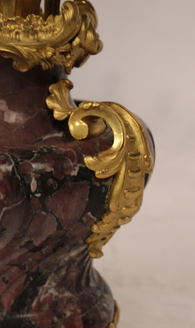 Pair of Louis XV Style Six-Light Candelabrum - 6