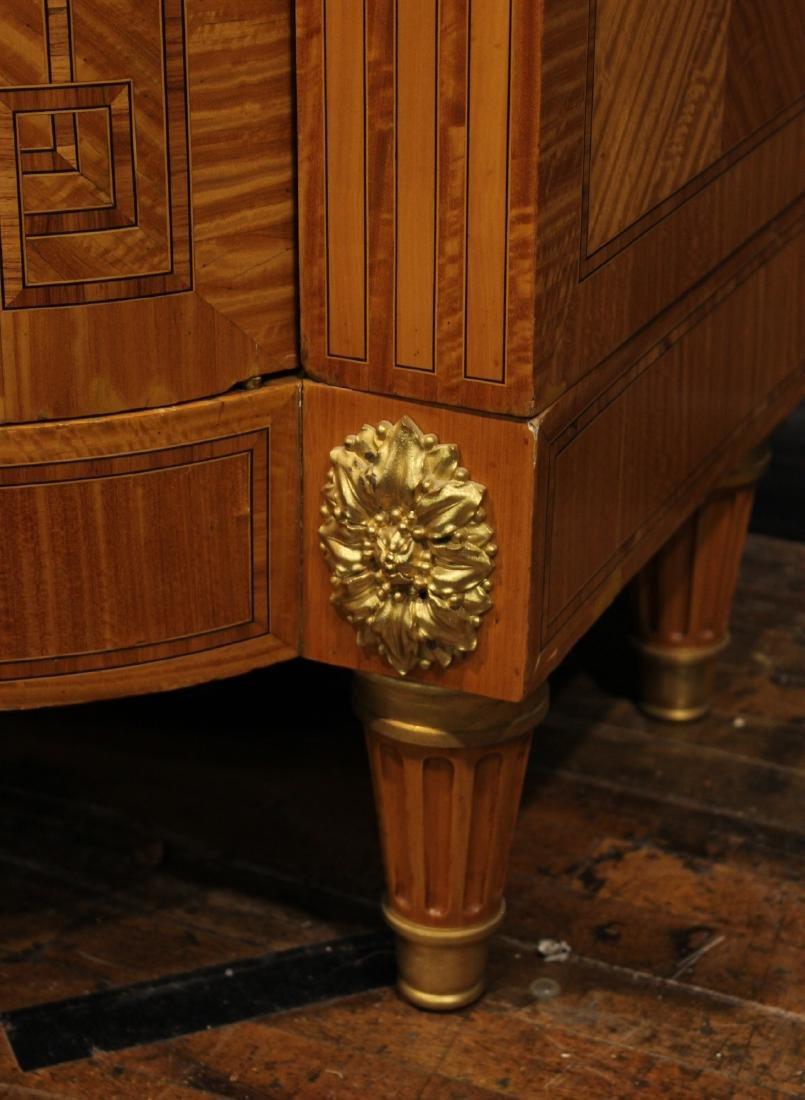 Louis XVI Style Ormolu-Mounted Armoire - 3