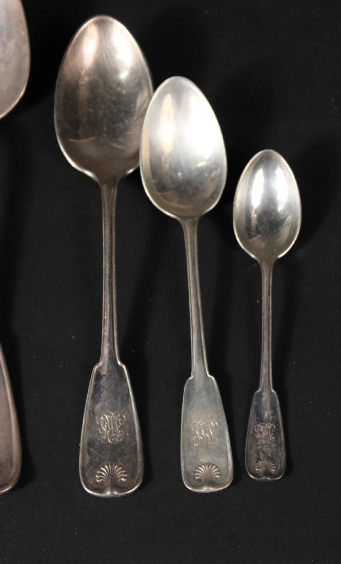 Tiffany & Co. Sterling Silver Flatware - 3