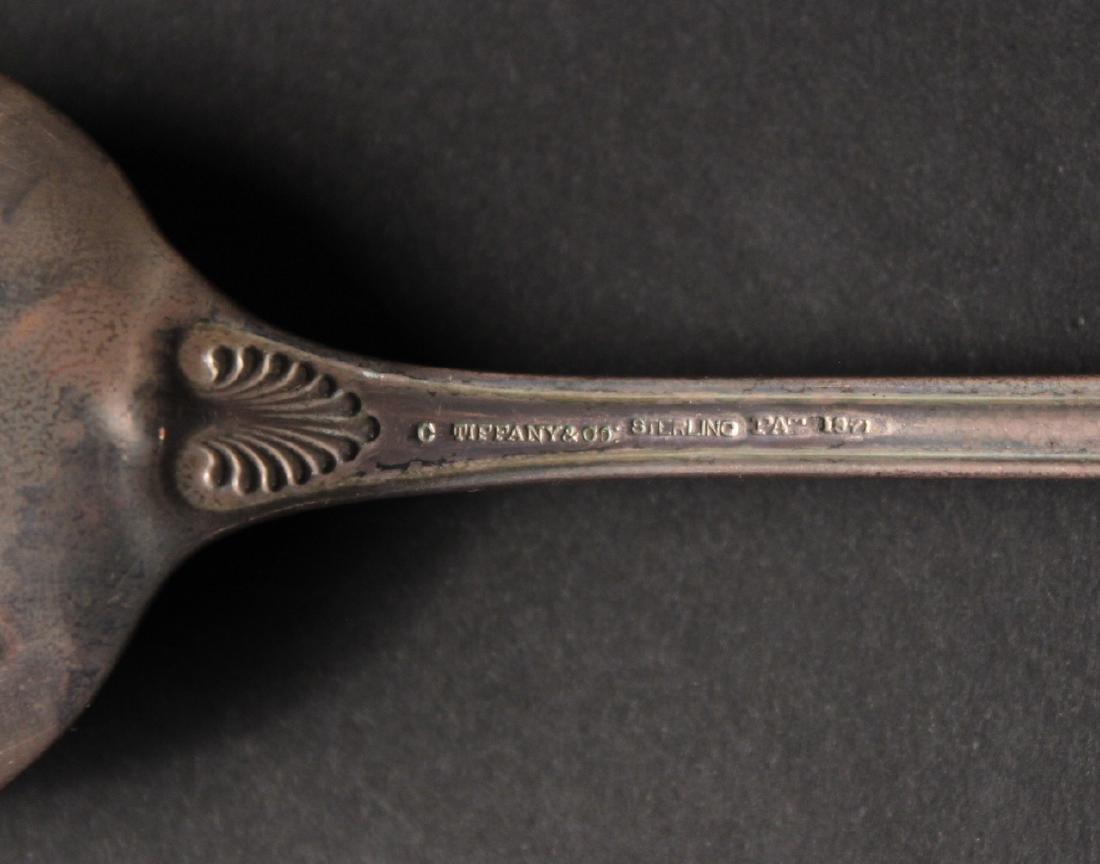 Tiffany & Co. Sterling Silver Flatware - 4