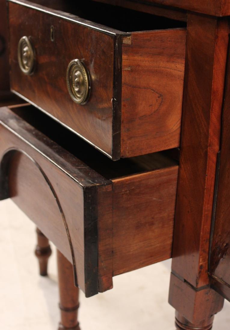 Regency Diminutive Mahogany Sideboard - 4