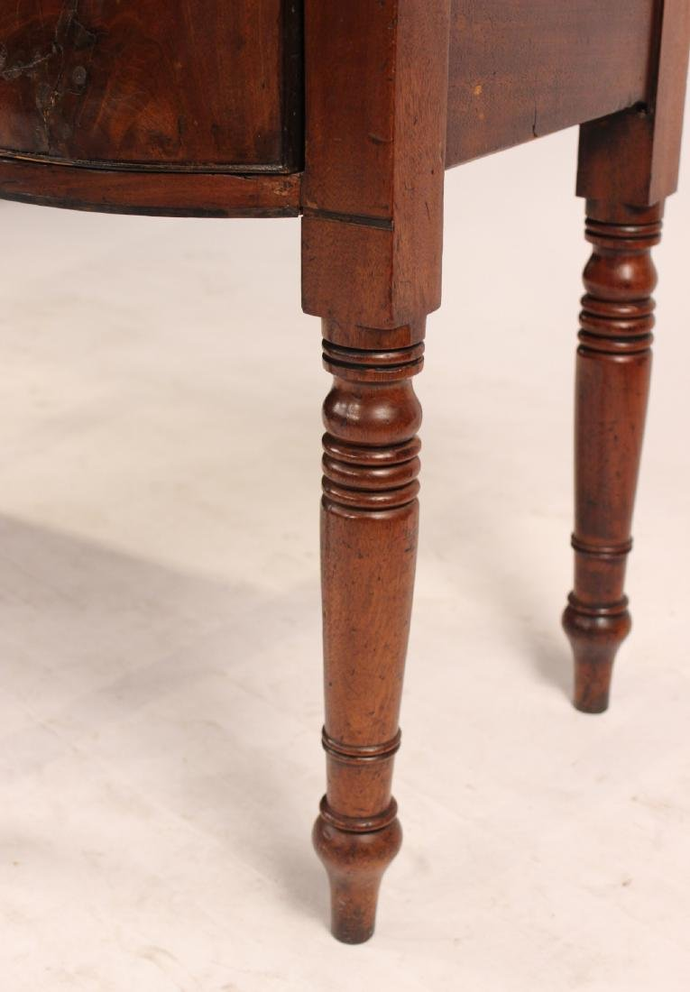 Regency Diminutive Mahogany Sideboard - 6