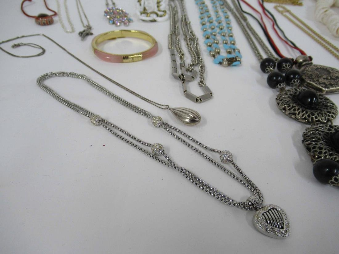 Group of assorted costume jewelry - 2