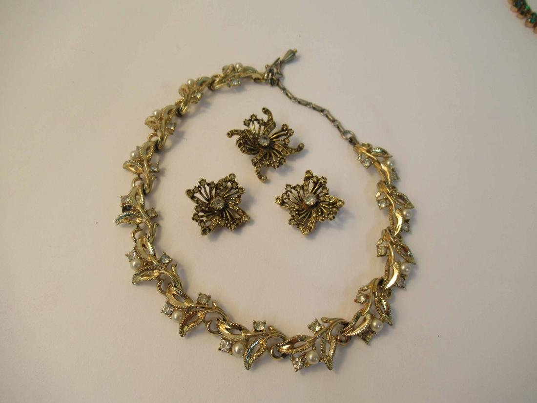Group of assorted ladies costume jewelry - 4