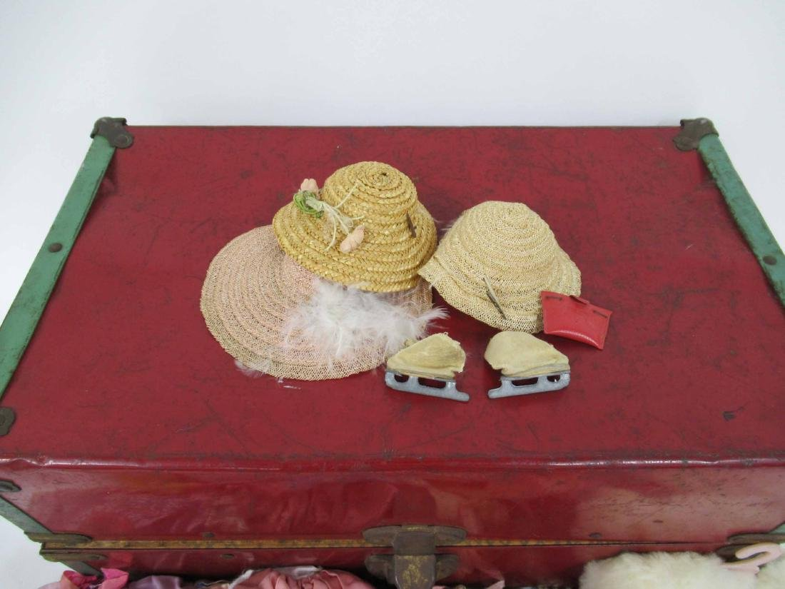 Group of assorted vintage dolls and clothing - 3