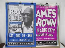 RADIO CITY MUSIC HALL CONCERT POSTERS