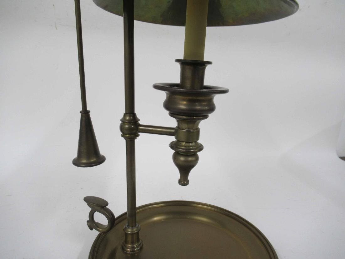 Chapman brass adjustable student lamp - 2
