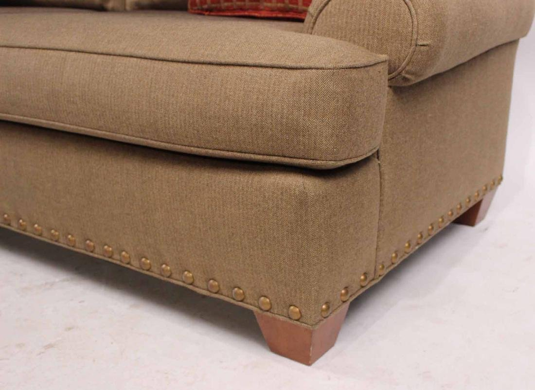 Contemporary Upholstered Sofa - 2