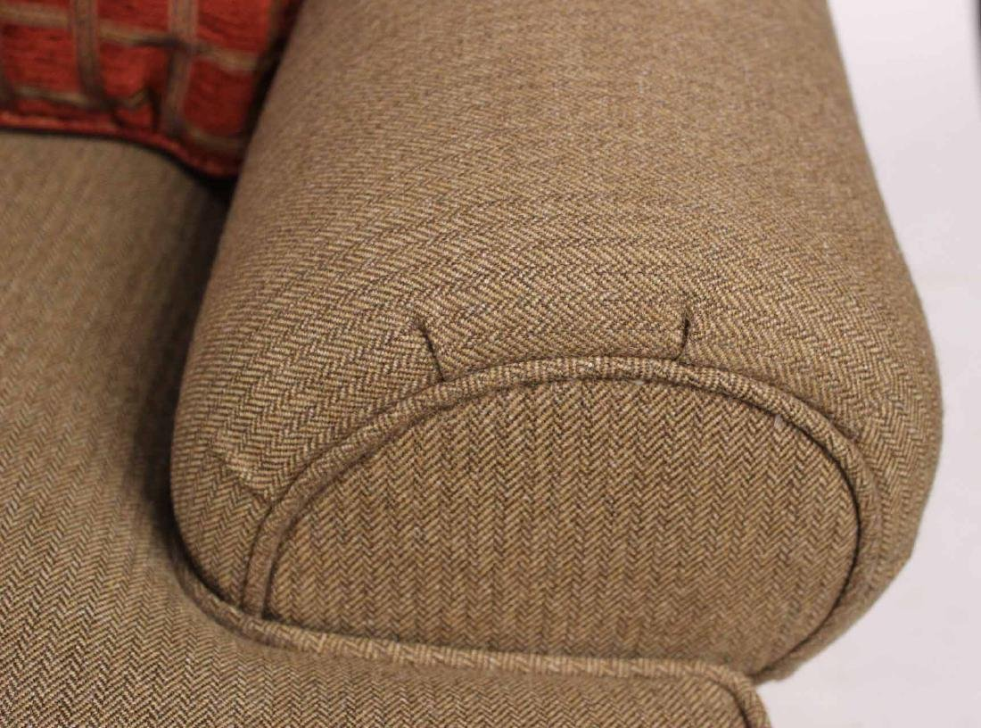 Contemporary Upholstered Sofa - 3