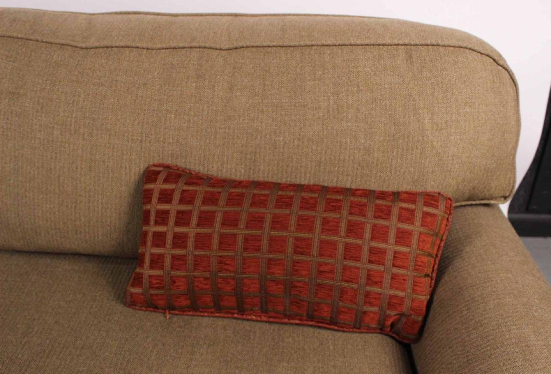 Contemporary Upholstered Sofa - 4