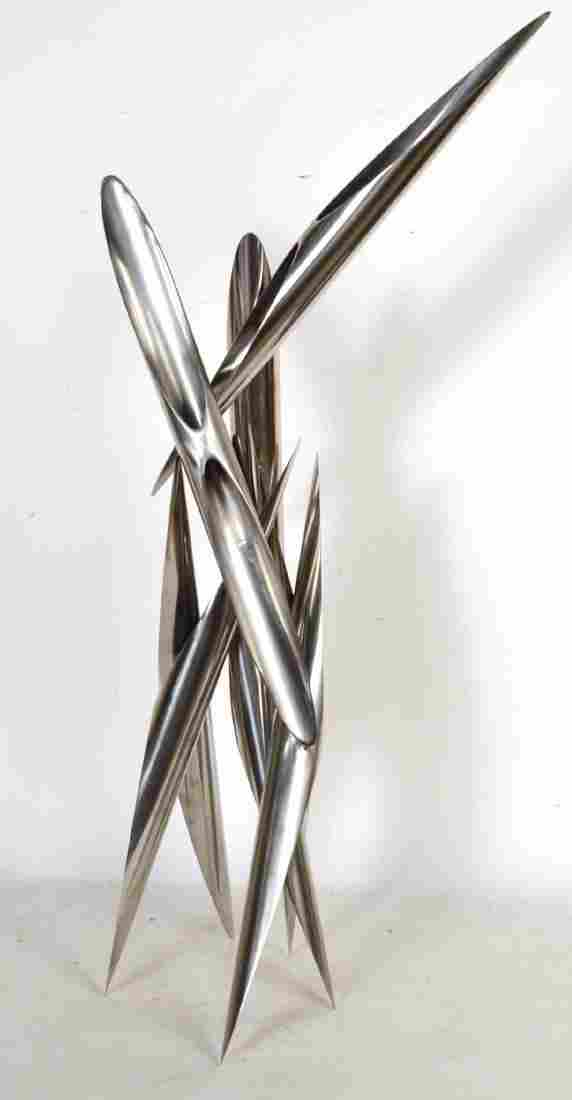Modern Steel Sculpture, Alexander Liberman