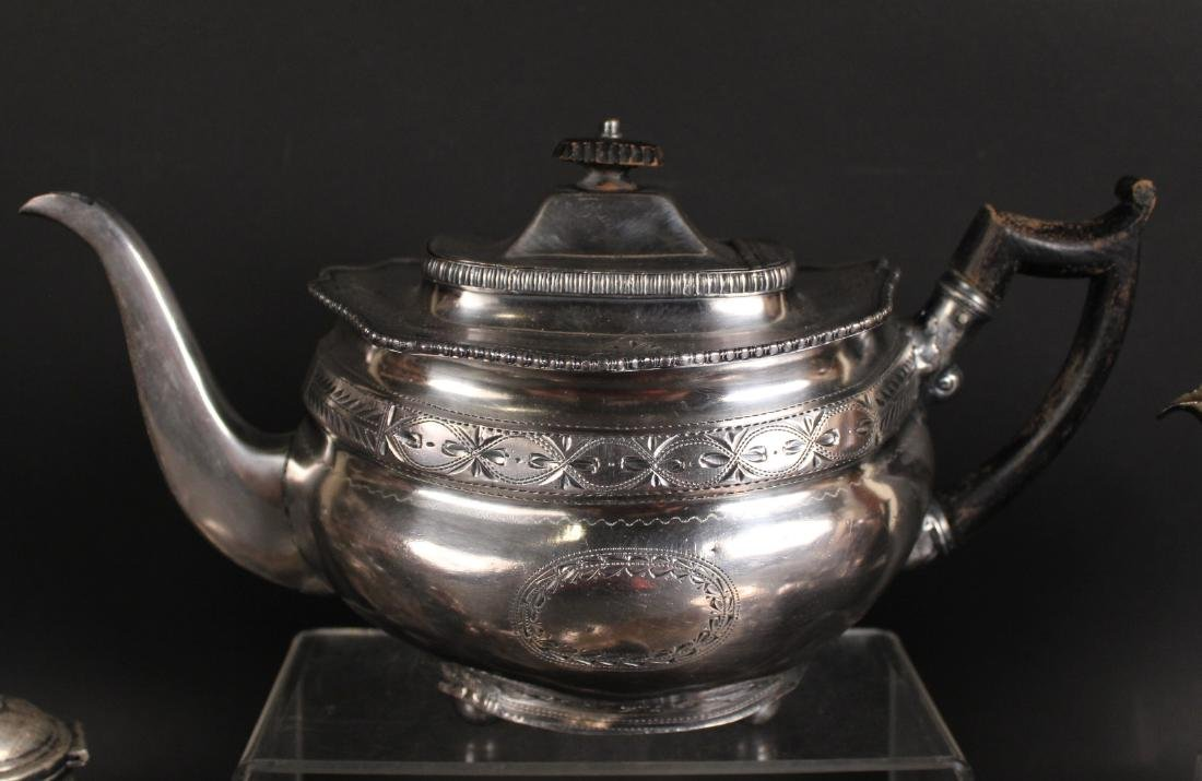Group of Silver Plated Table Items - 2