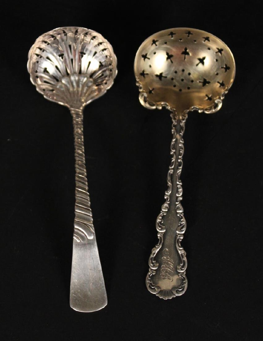 Group of Sterling Silver Flatware Serving - 6