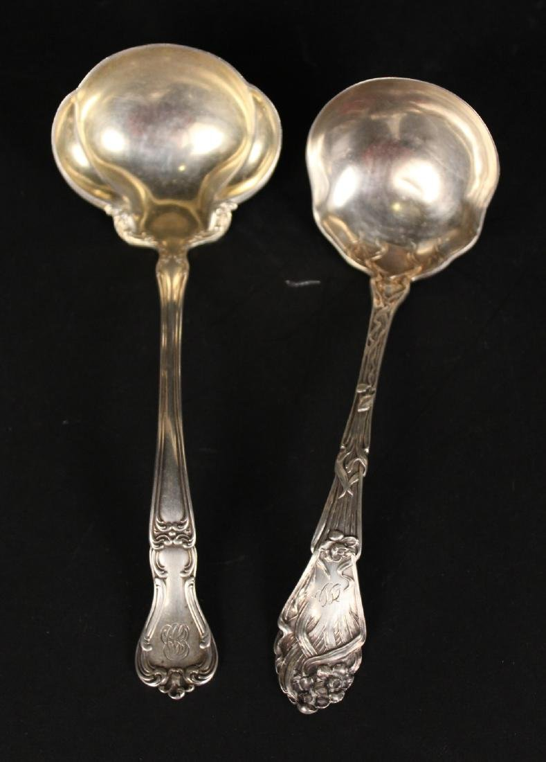 Group of Sterling Silver Flatware - 4