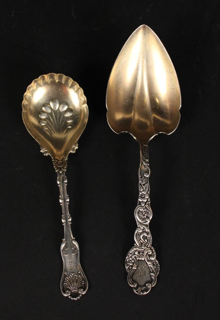 Group of Sterling Silver Flatware - 5