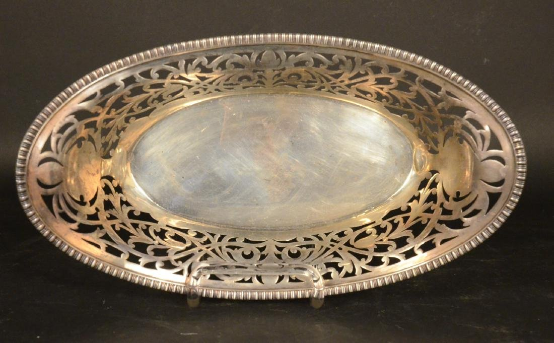 Reed & Barton Sterling Silver Bread Tray