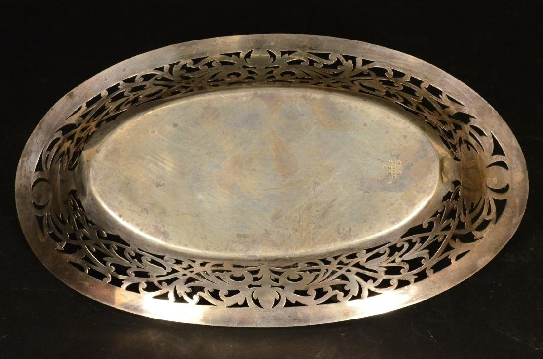 Reed & Barton Sterling Silver Bread Tray - 2