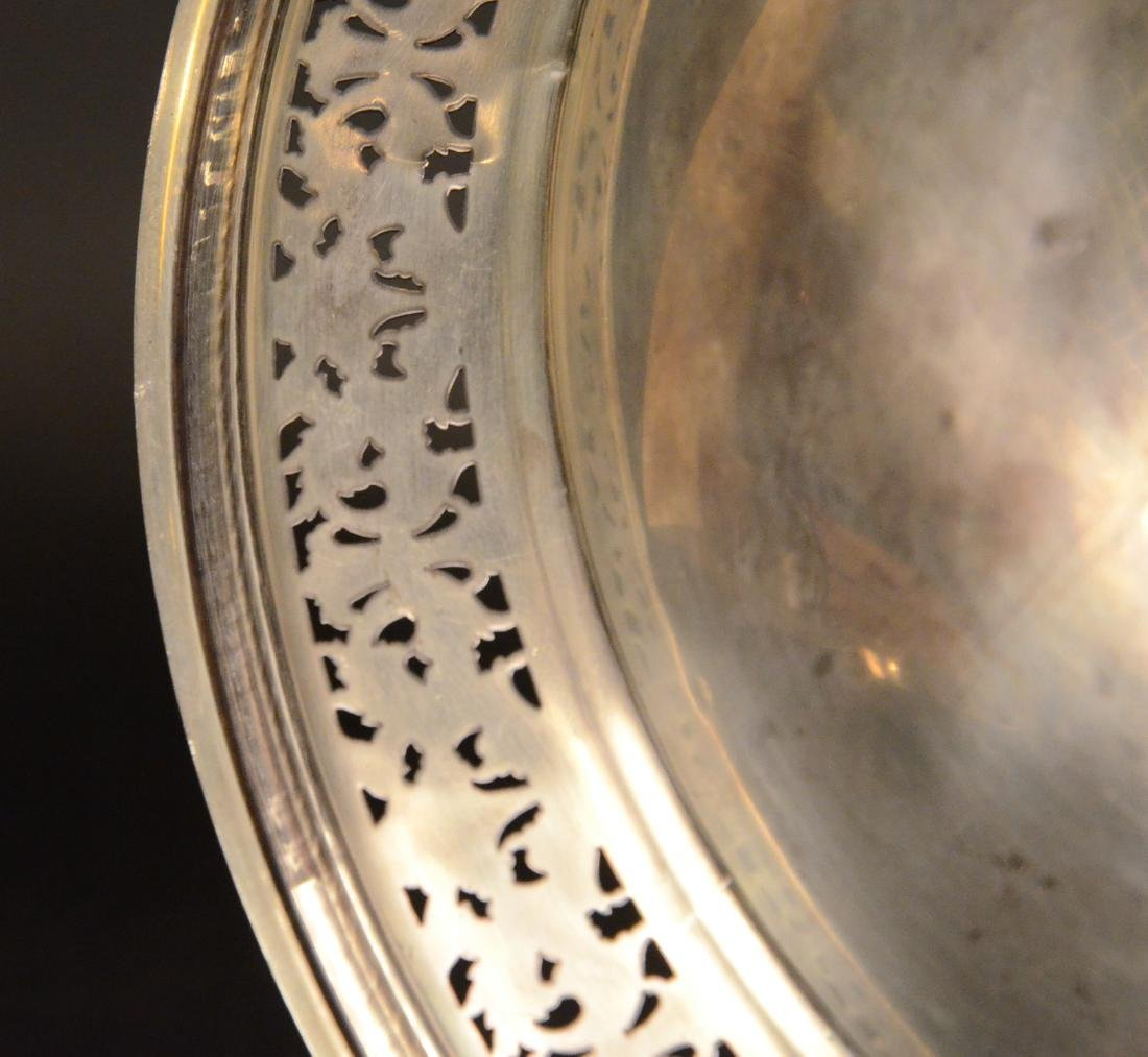 Two American Sterling Silver Circular Bowls - 8