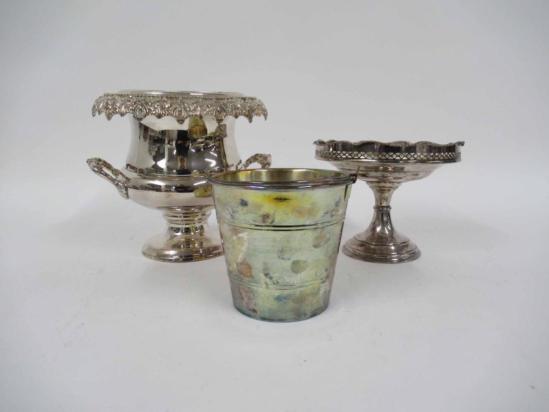Links of London Silver Plate Ice Bucket - 2