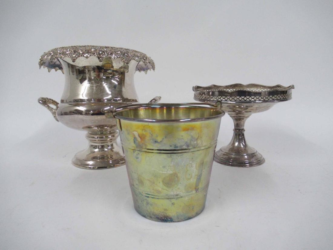 Links of London Silver Plate Ice Bucket - 3