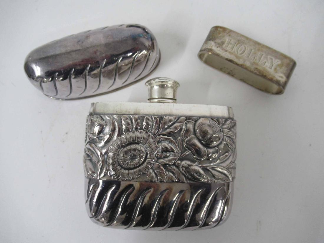 Sterling Silver Napkin Ring - 2