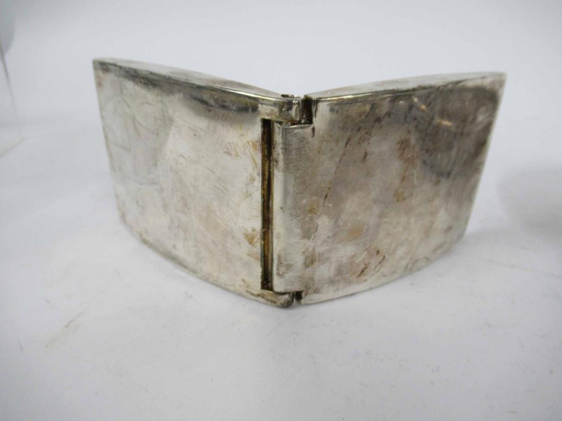 Sterling Silver Napkin Ring - 4