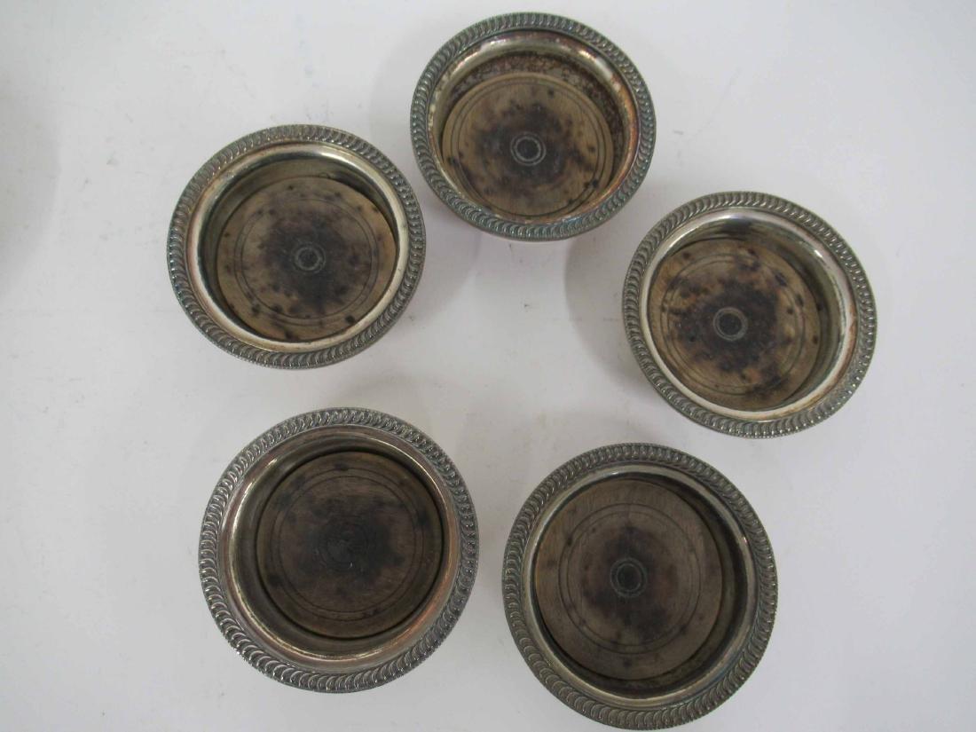 Sterling Silver Napkin Ring - 5