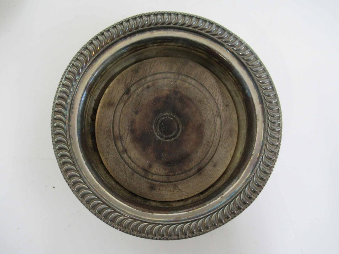 Sterling Silver Napkin Ring - 6
