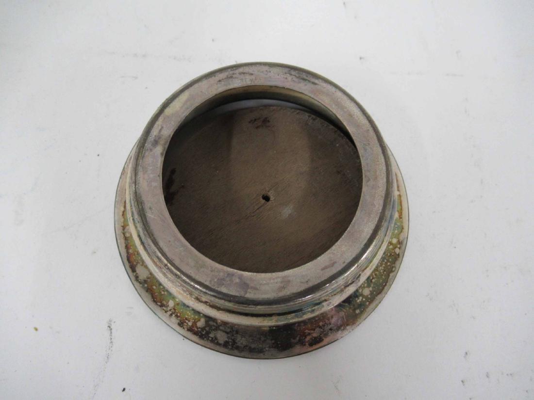 Sterling Silver Napkin Ring - 7