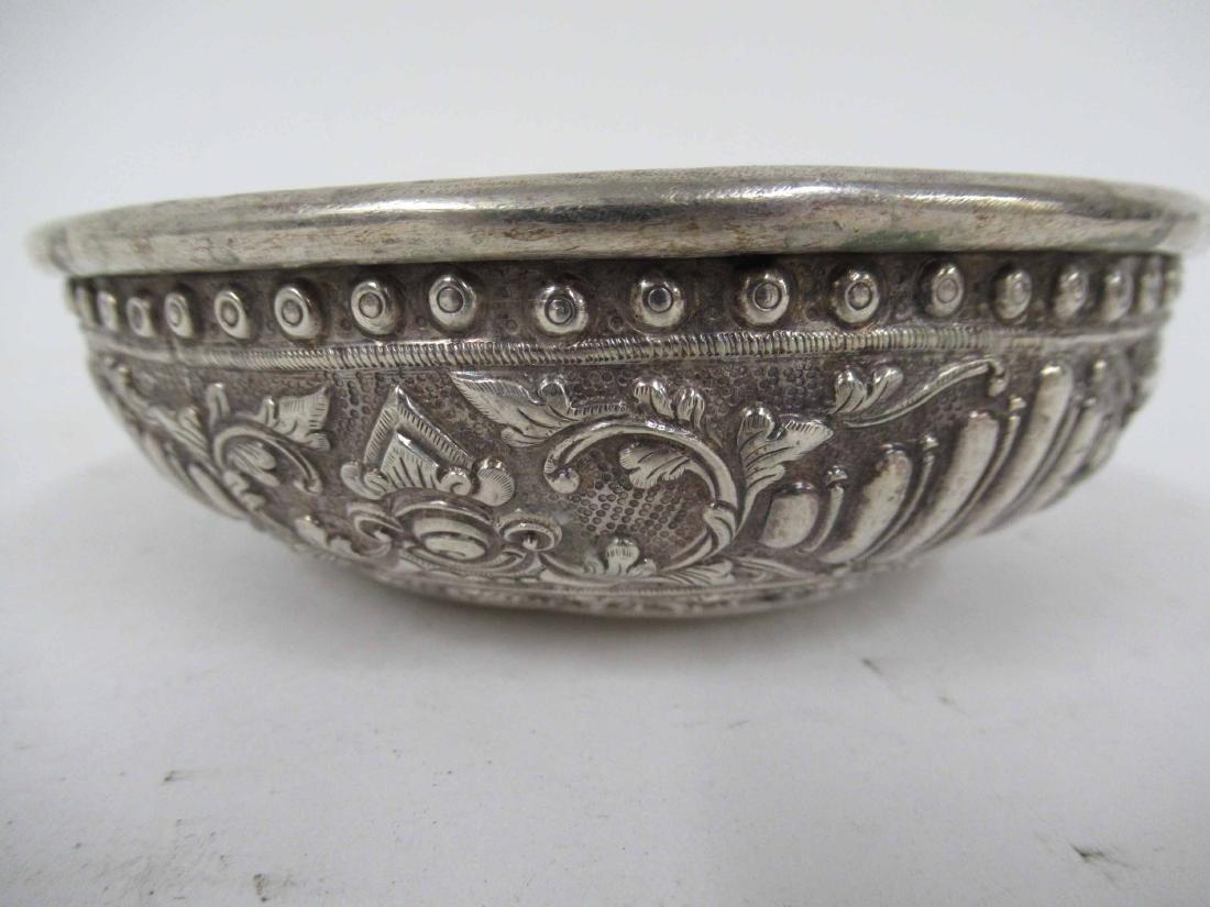 Sterling Silver Napkin Ring - 8