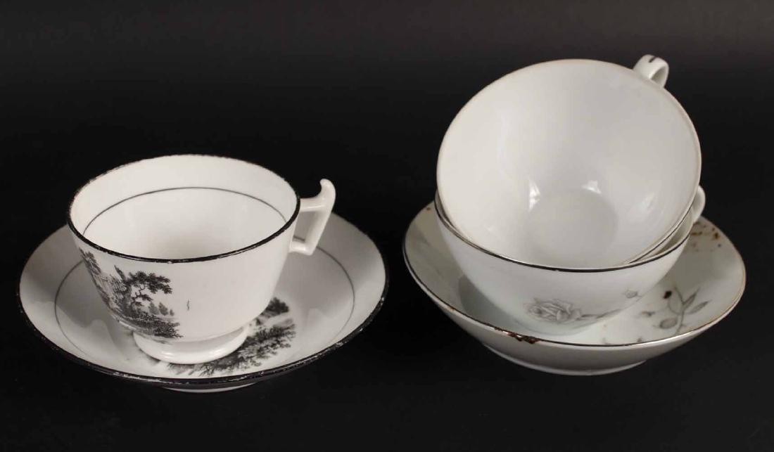 Partial Porcelain Dessert Service - 8