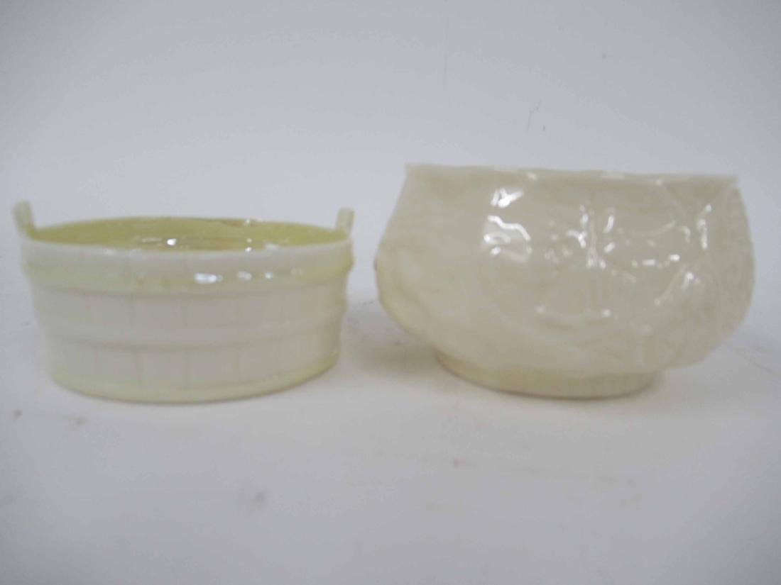 Five Assorted Belleek Table Articles - 7