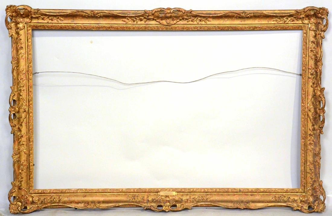 Rococo Style Giltwood Frame