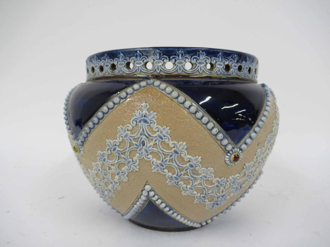 Doulton and Slaters Jardiniere