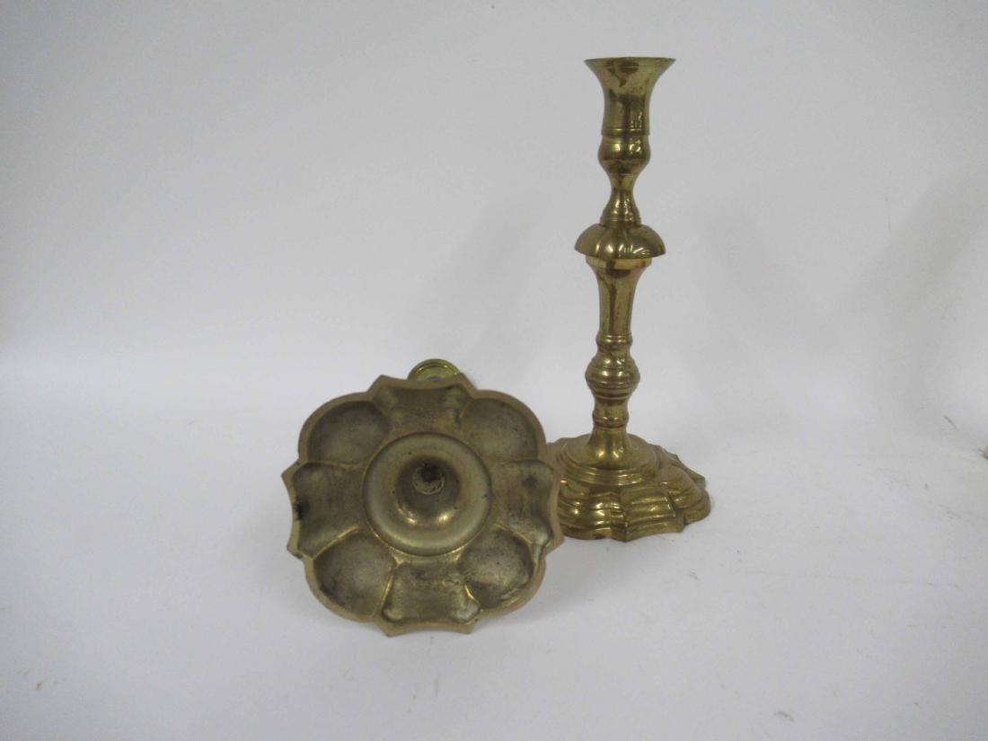 Two Set of Brass Candlesticks - 3