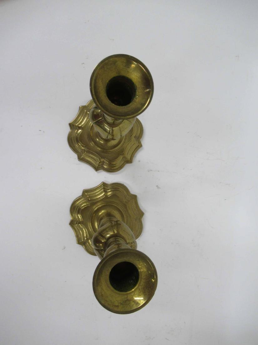 Two Set of Brass Candlesticks - 4