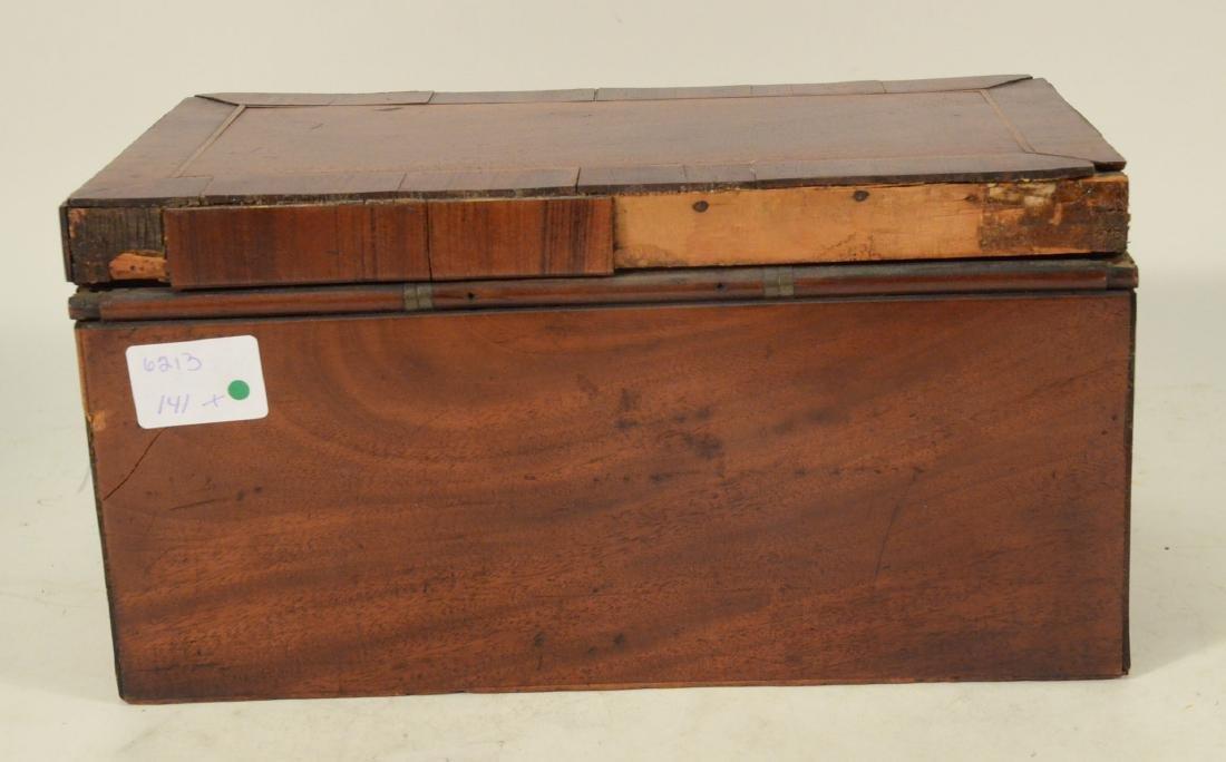 George III Tea Caddy - 2