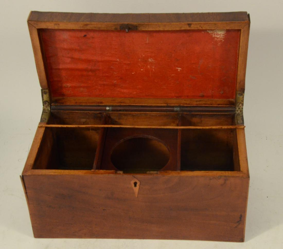 George III Tea Caddy - 4